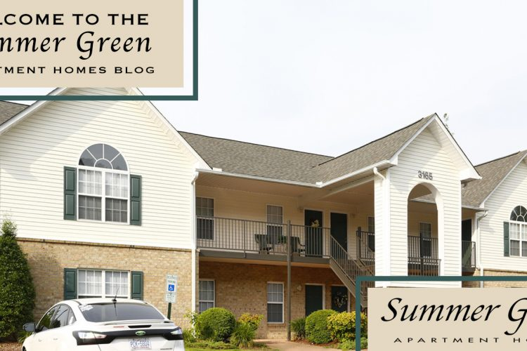 Welcome to the Summer Green Apartments Blog