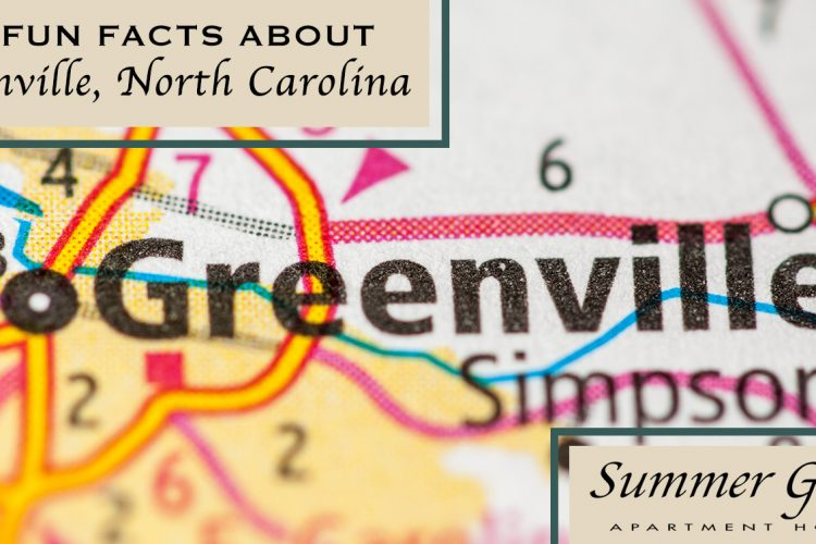 10 Fun Facts About Greenville, North Carolina