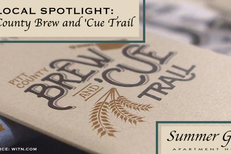 Local Spotlight: Pitt County Brew and 'Cue Trail