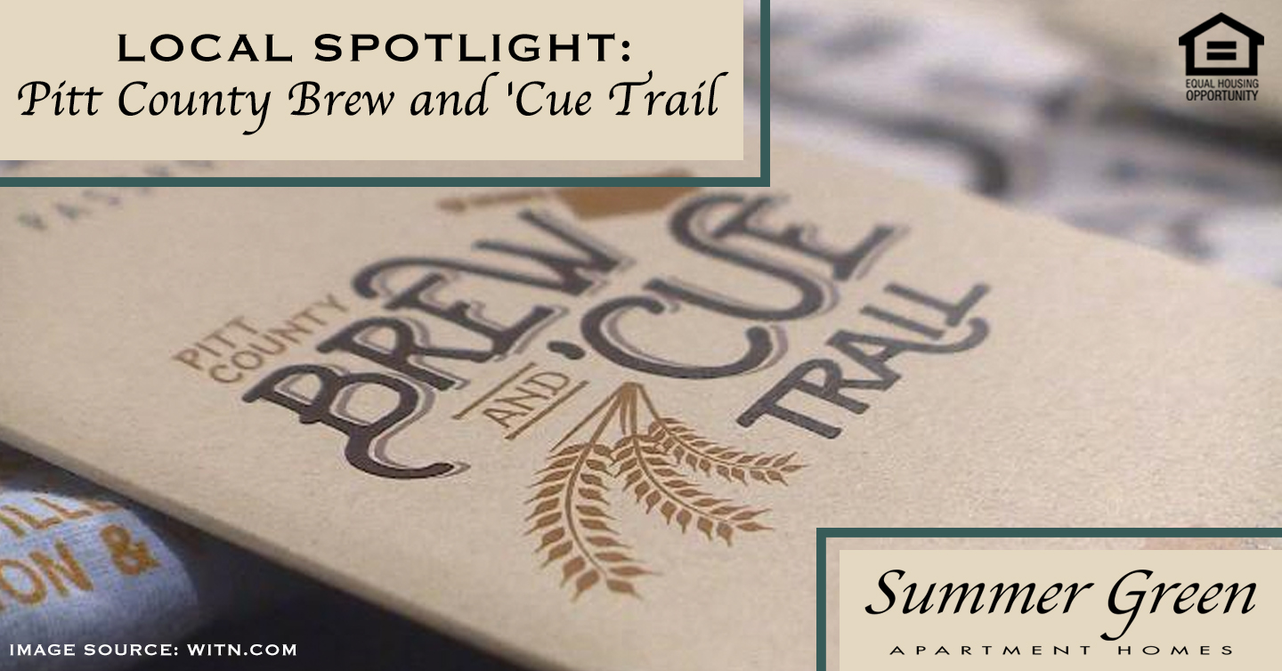 Pitt County Brew and 'Cue Trail
