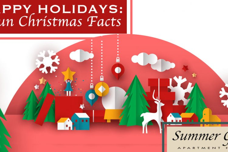 Happy Holidays: 7 Fun Christmas Facts