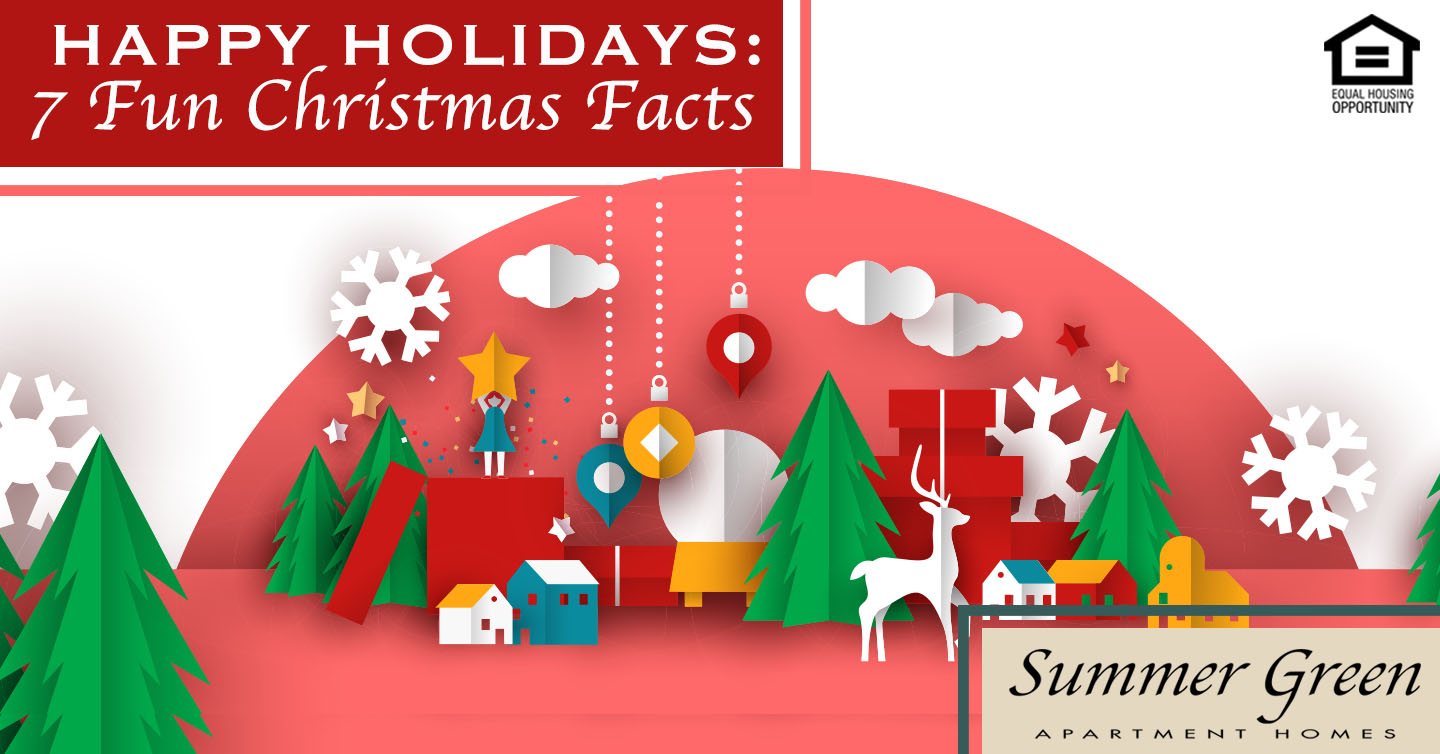 fun Christmas facts