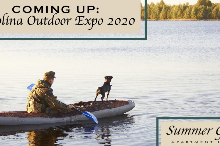 Coming Up: Carolina Outdoor Expo 2020