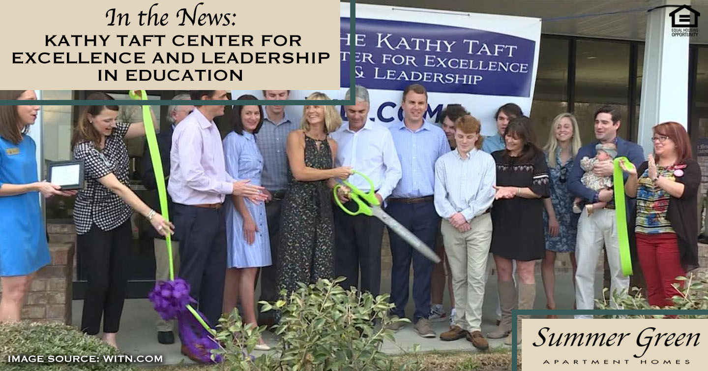 Kathy Taft Center for Excellence and Leadership in Education