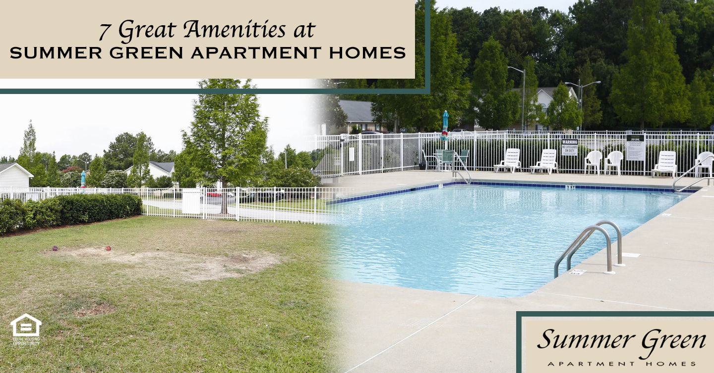 Great Amenities at Summer Green Apartment Homes