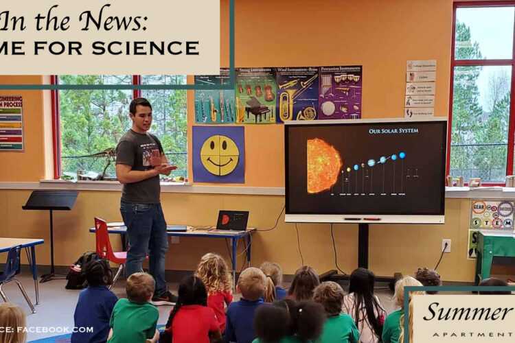 In the News: A Time for Science