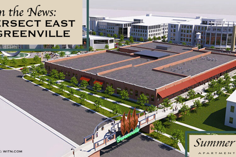 In the News: Intersect East in Greenville