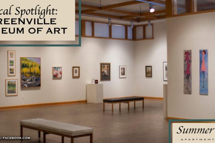 Local Spotlight: Greenville Museum of Art