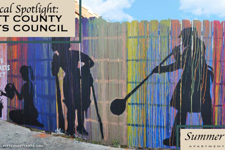 Local Spotlight: Pitt County Arts Council