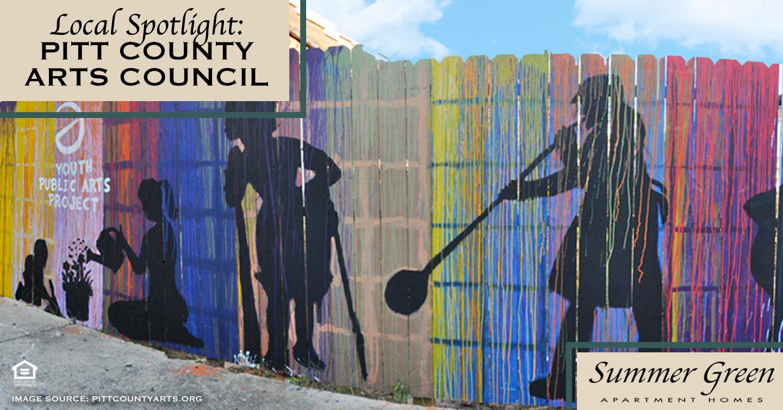 Pitt County Arts Council