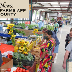 The Visit NC Farms App in Pitt County